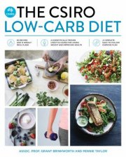 The CSIRO Low-Carb Diet by Grant Brinkworth & Pennie Taylor