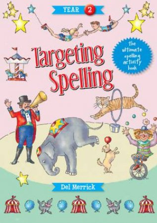 Targeting Spelling Activity Book 02