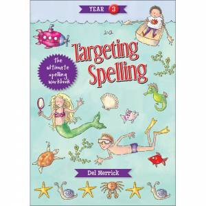 Targeting Spelling Activity Book 03