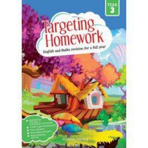 Targeting Homework Book 3
