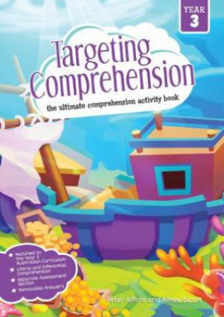 Targeting Comprehension Activity Books - Year 3