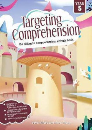 Targeting Comprehension Activity Books - Year 5