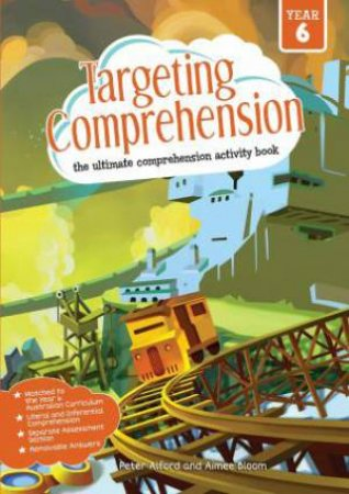 Targeting Comprehension Activity Books - Year 6