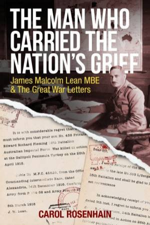 The Man Who Carried The Nation's Grief by Carol Rosenhain