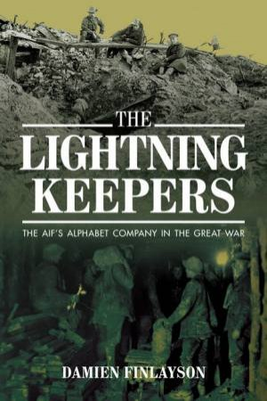 Lightning Keepers by Damien Finlayson