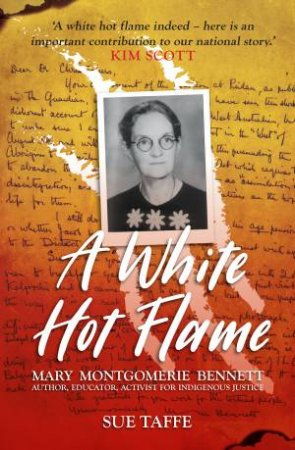 A White Hot Flame