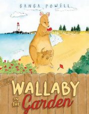 The Wallaby In The Garden