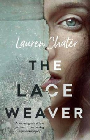 Lace Weaver by Lauren Chater