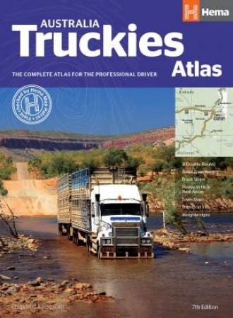 Australia Truckies Atlas (7th Ed.)