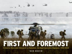 First And Foremost by Bob Breen
