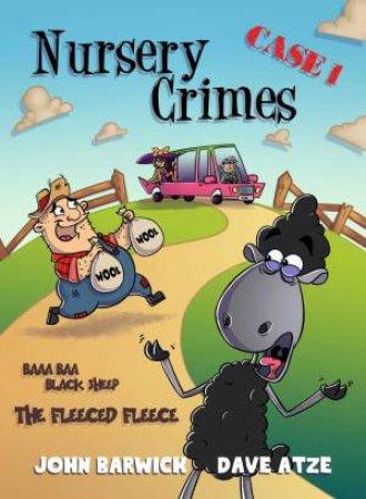 Nursery Crimes Baaa Baa Black Sheep by John Barwick & Dave Atze