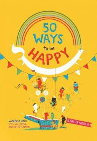 50 Ways To Be Happy