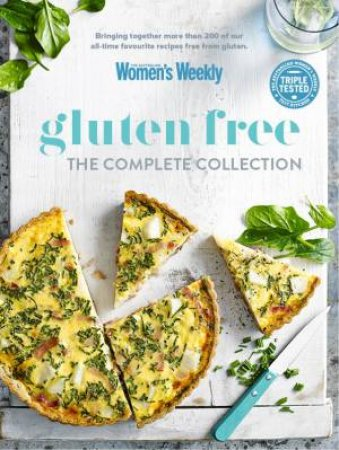 Gluten Free The Complete Collection by The Australian Women's Weekly