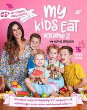 My Kids Eat Vol. 2 by Sophie Guidolin