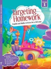Targeting Homework Activity Year 1