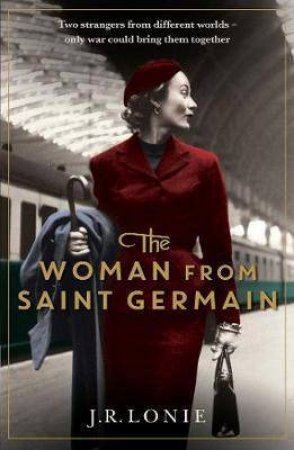 Woman From Saint Germain by J.R. Lonie