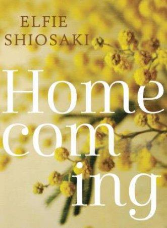 Homecoming by Elfie Shiosaki