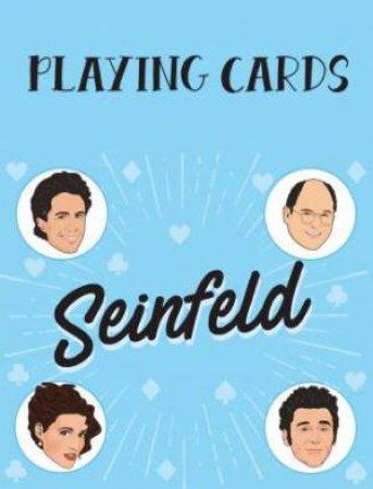 Seinfeld Playing Cards by Chantel de Sousa