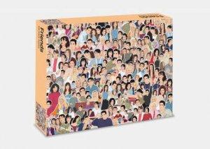 Friends: 500 Piece Puzzle