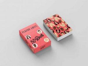 30 Rock Playing Cards by Chantel de Sousa