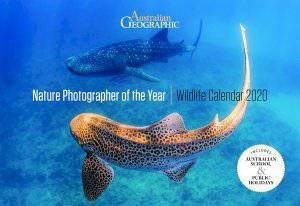 Nature Photographer Of The Year Wildlife Calendar 2020 by Various