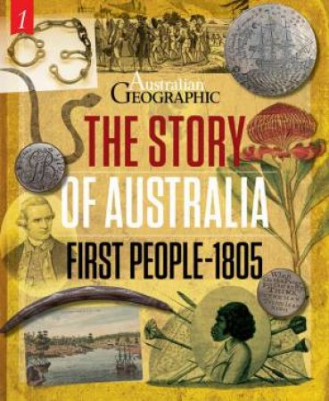 The Story Of Australia: First People-1805