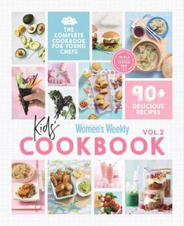 Kids' Cookbook Volume 2 by Various
