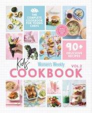 Kids Cookbook Volume 2