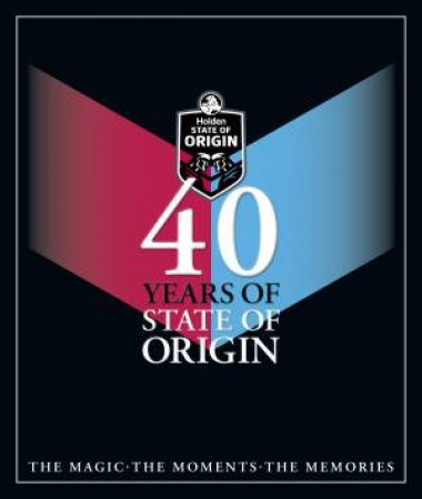 40 Years Of State Of Origin by Various