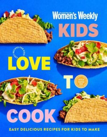 Kids Love To Cook by Various
