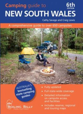 Camping Guide To New South Wales 6th Ed.