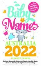 Baby Names Australia 2022