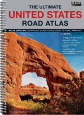 Hema Guides: Ultimate United States Road Atlas, 2nd Ed. by Various