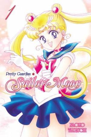 Sailor Moon: Pretty Guardian 01