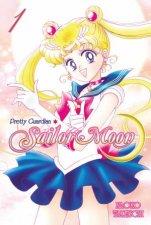 Sailor Moon Pretty Guardian 01