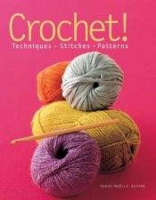 Crochet Techniques Stitches Patterns