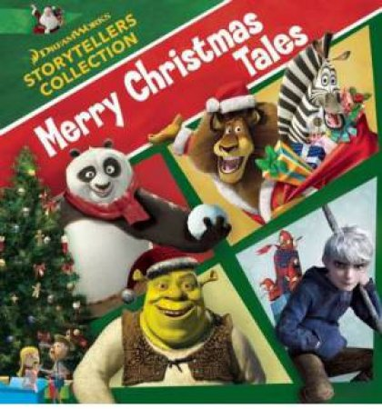 DreamWorks Merry Christmas Tales by Various