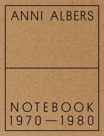 Anni Albers by Brenda Danilowitz