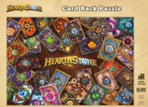 Hearthstone: Card Back Puzzle by Various