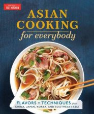 Asian Cooking For Everybody