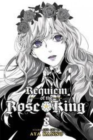 Requiem Of The Rose King 08 by Aya Kanno