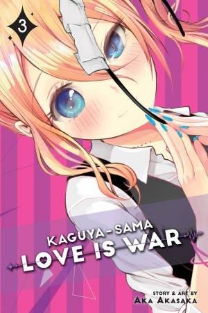 Kaguya-sama: Love Is War 03 by Aka Akasaka