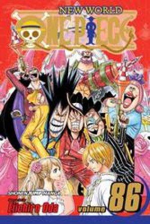 One Piece 86 by Eiichiro Oda