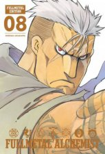 Fullmetal Alchemist Fullmetal Edition Vol 8