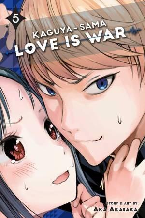 Kaguya-sama: Love Is War 05 by Aka Akasaka