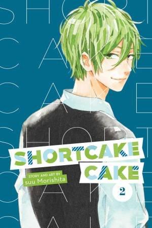 Shortcake Cake 02 by Suu Morishita