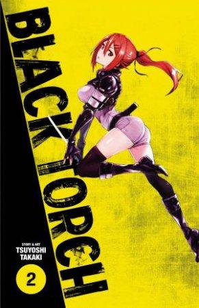 Black Torch 02 by Tsuyoshi Takaki