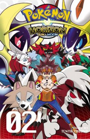 Pokemon Horizon: Sun & Moon 02 by Tenya Yabuno