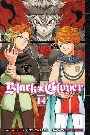 Black Clover Vol. 14 by Yuki Tabata