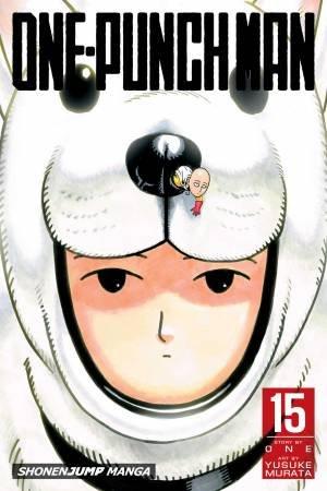 One-Punch Man 15 by Yusuke Murata